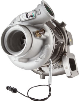 VGT (Variable Geometry Turbocharger)