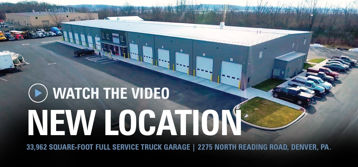 Watch the video of our new location.