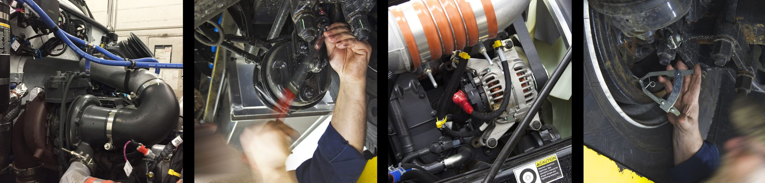 Fleet Maintenance Service & Repair